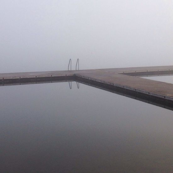 Fog over calm waters Shootermag Nature_collection Fog Over Water MADE IN SWEDEN The Five Senses
