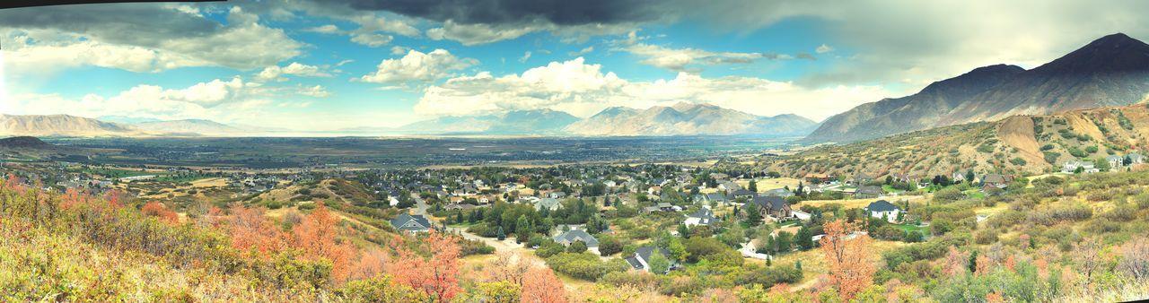 Utah Valley 2015 First Eyeem Photo Landscape Panorama