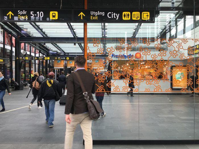 Malmö Centralstationen