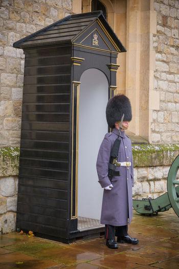 Tower Guard at