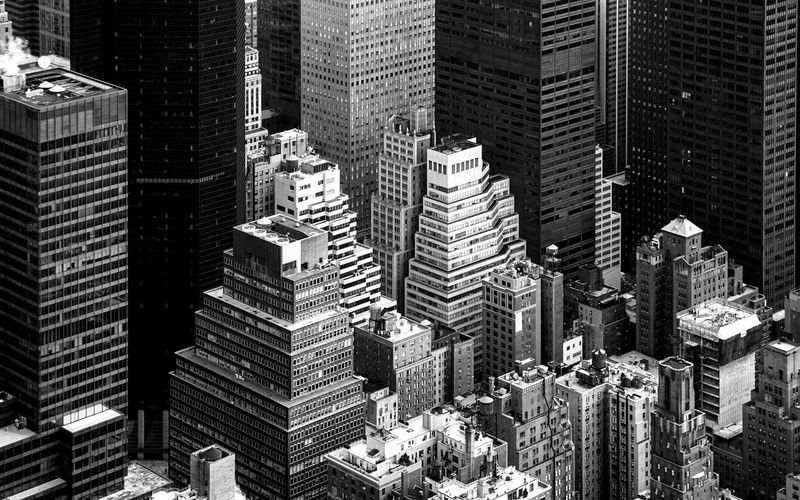 Amazing Architecture Architecture Buildings City Blackandwhite The Architect - 2015 EyeEm Awards Cityscapes The 1916 Zoning Resolution of New York United States requires setback in new buildings, and restricted towers to a percentage of the lot size, thus allowing sunlight to reach the streets below. Shades Of Grey