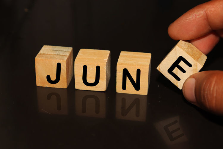 JUNE made with