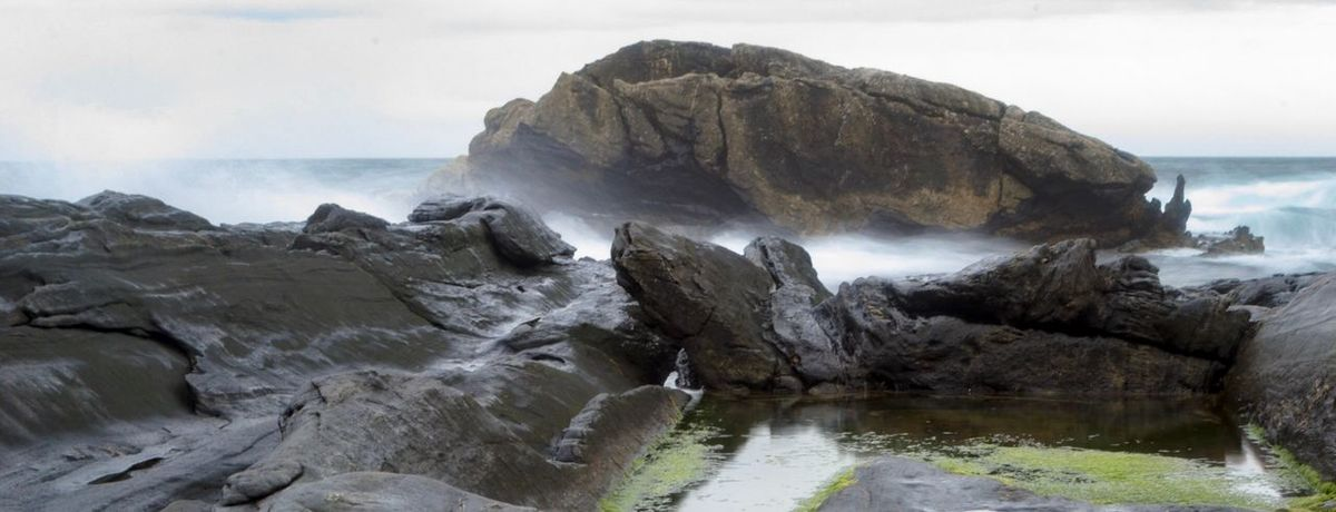 Pemaquid Point Water Rock - Object Beauty In Nature Nature Sea Scenics No People Power In Nature Outdoors