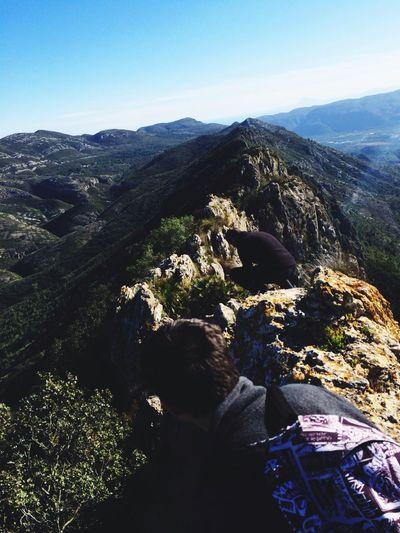 Climbing ?