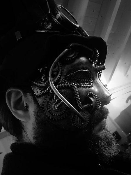 Carnaval Portrait Steampunk Indoors  Sculpture Close-up No People The Portraitist - 2018 EyeEm Awards The Portraitist - 2018 EyeEm Awards