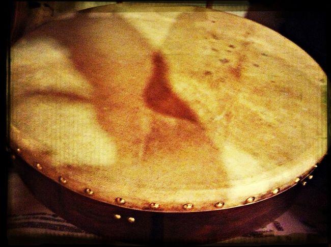 My heartbeat is the beat of the bodhrán. Drums Irish Beat Bodhran