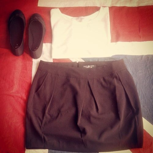 New Skirt Clothes Tshirt Ballerines soldes shopping cachecache