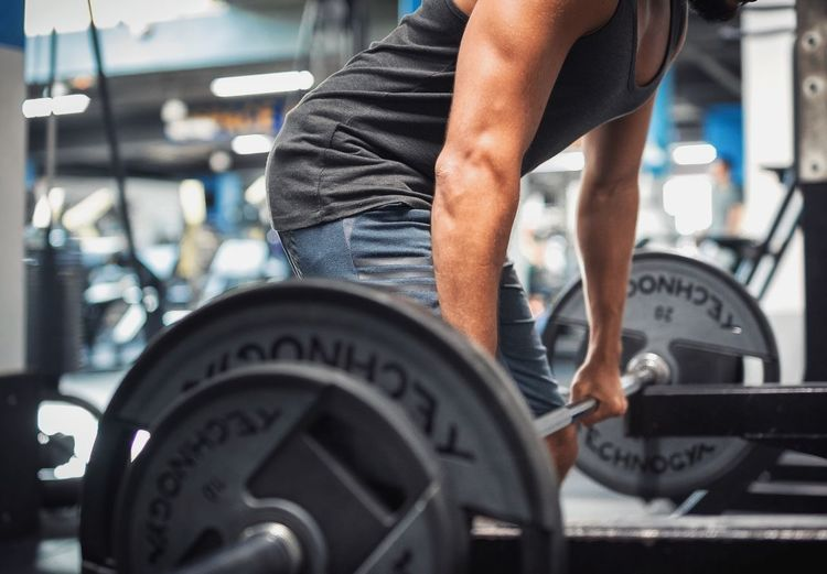 Deadlift Exercising Man Musculation  Squat Tricepsday Indoors  Legday Legpress Lifestyles Man Working Out Mass Muscle Nopainnogain One Person Powerful Real People Shoulders Sport Strenght Strength Training Training Triceps Weightlifting Weightloss