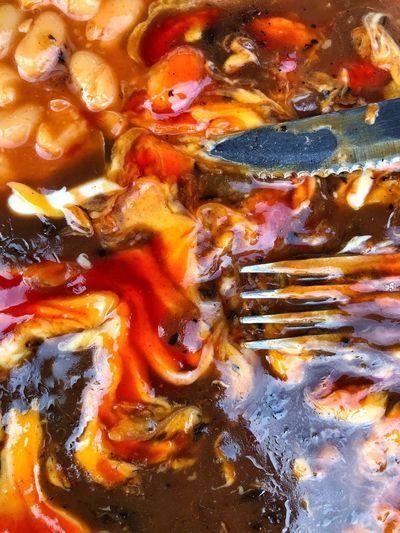 Mix of sauce
