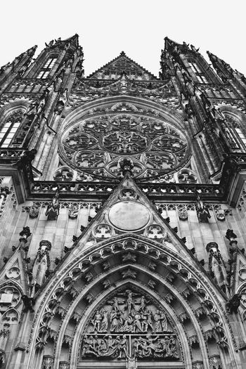 Religion Architecture Spirituality Built Structure Ornate Outdoors Travel Destinations Prague