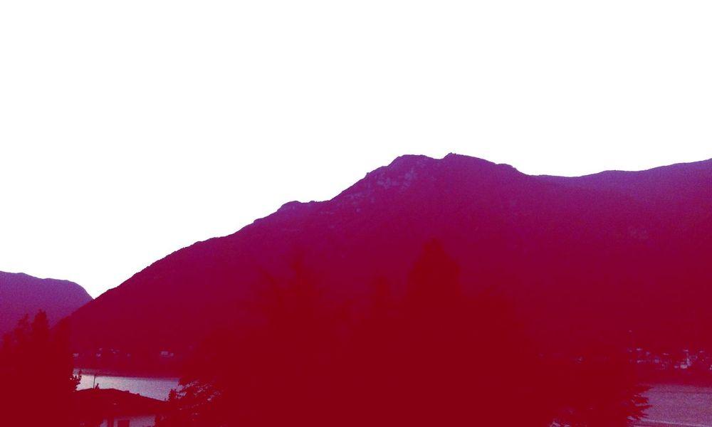 EyeEm Italy Hello World Wonderful Expect Place Lake Lakeofcomo Evening Sky Pink