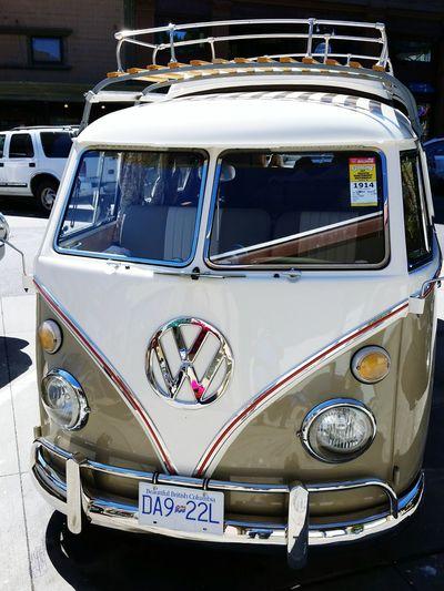 Classic Bug Van Vw Van  Classic Van Transportation Restored Van Volkswagon Classic