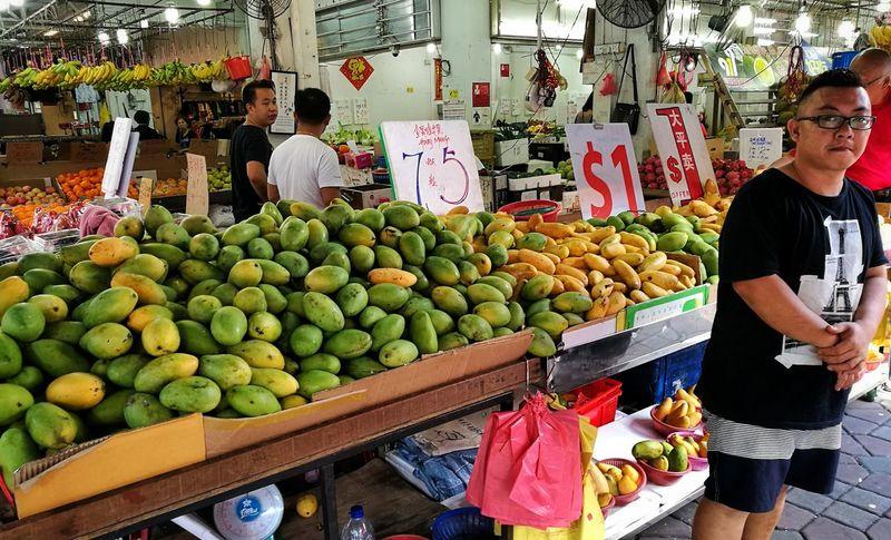 Fruit paradise! Market Fruit Healthy Eating HuaweiP9Photography Leicadualcamera