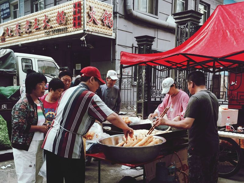 02.07.15 People People Of EyeEm People Photography Lifestyles Person Busy Street Life Urbanexploration Urban Life Urban Exploration EyeEm Best Edits EyeEm Best Shots The Week Of Eyeem VSCO Vscochina Harbin China 哈尔滨 中国 IPhoneography