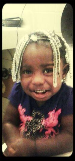 Love Of My Life #Niece Rayy