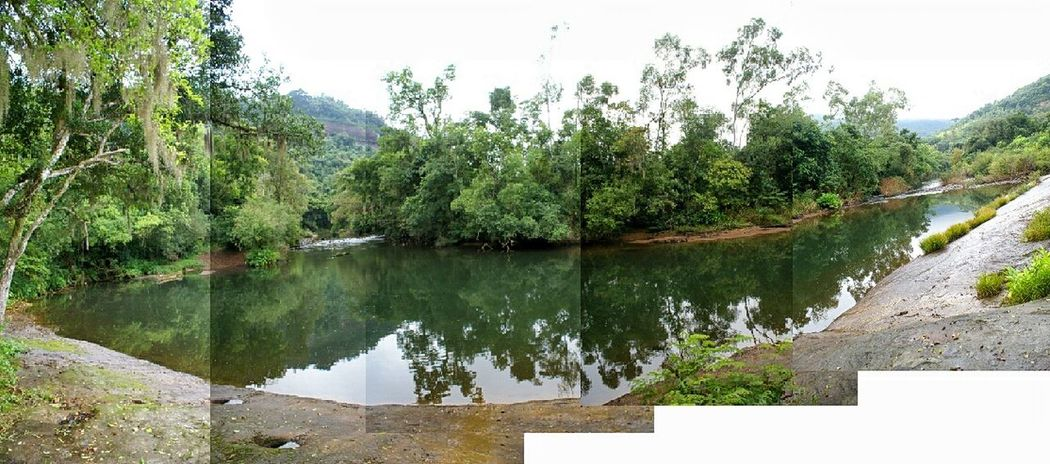 We Found the River. Now is by Dirt tracks and by Foot. NEM Landscapes Awesome_nature_shots Landscapes Of Brasil Streamzoofamily in Rolante