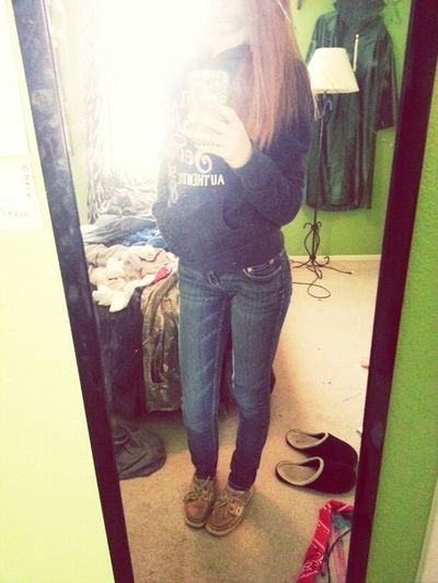 Basic. Hoodie Weather.  Cold Weather.