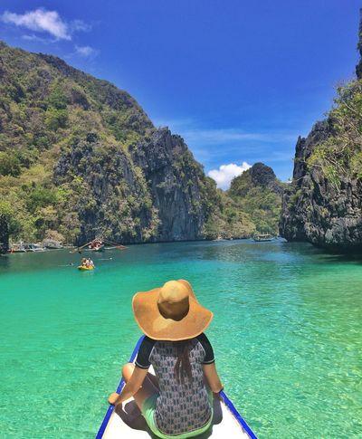The Great Outdoors - 2017 EyeEm Awards Exploring the Islands of El Nido, Palawan Philippines Island Hopping Nature On Your Doorstep