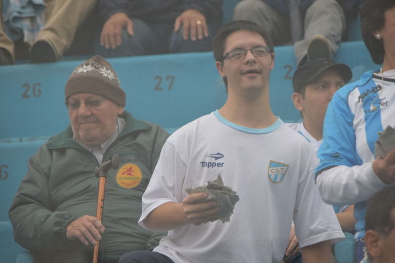 Tucuman, Soccer Player Argentina Sport Stadium Spectator Tucumán  Celebration Futbol Volunteer Charity And Relief Work Men Portrait Adult Togetherness People Day Adults Only Water Responsibility Community Outreach Only Men Indoors  Young Adult EyeEmNewHere
