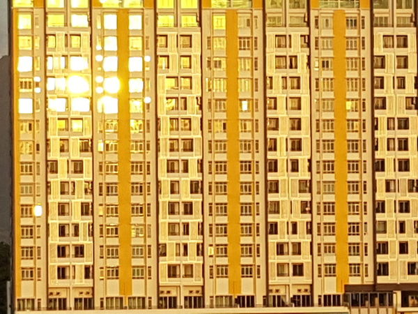 Ipohtown architecture Window Yellow Building Exterior Built Structure Repetition City Full Frame In A Row Outdoors Orange Color Day Apartment Vibrant Color City Life Order Conformity Beautifully Organized