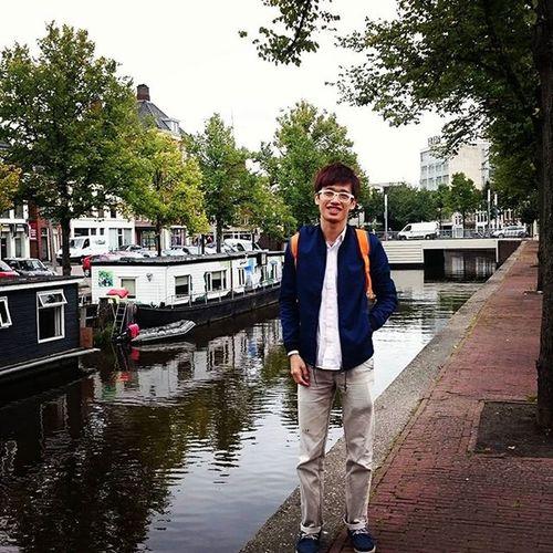 其實我不太愛發只有幾句的文章 😀 但真的好美,找不到形容詞去描繪它。 很期待周末的Rotterdam跟下周的Brussel之行。 Learningbyexperiencing Beautiful Ilovegroningen 沒有修圖 船屋 再等我一下第一篇blog要出來了
