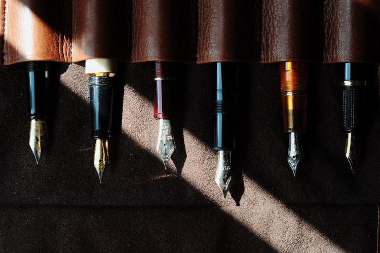 Open Edit Fountain Pen Hong Kong
