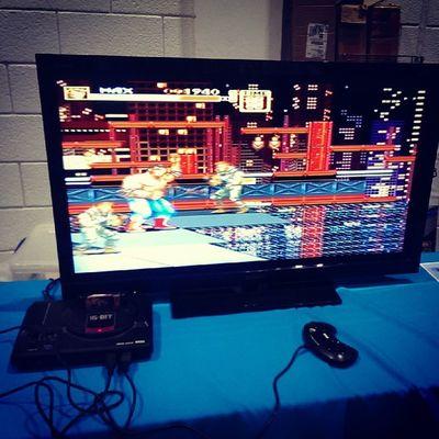 Streets of raaaaaaaaage! 2... Megadrive Old -school Oldschool Retro Sega Classic Streetsofrage Gaming Game Love