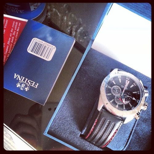 Neue Uhr da Festina Bestina