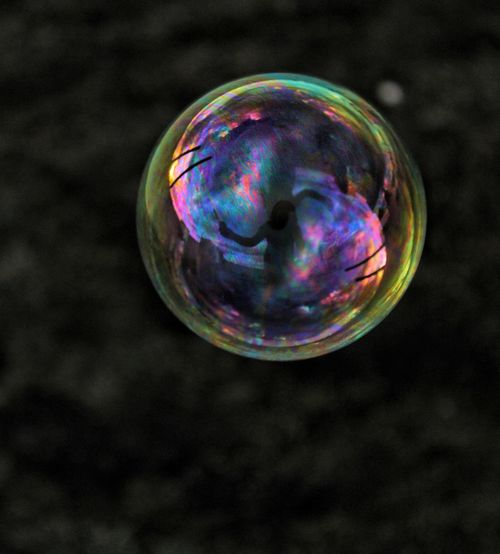 Bubble Colorful