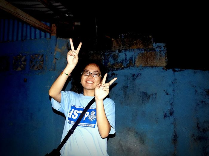 Girl Power Peace Happy Time Joyful People Jolly That's Me Funny
