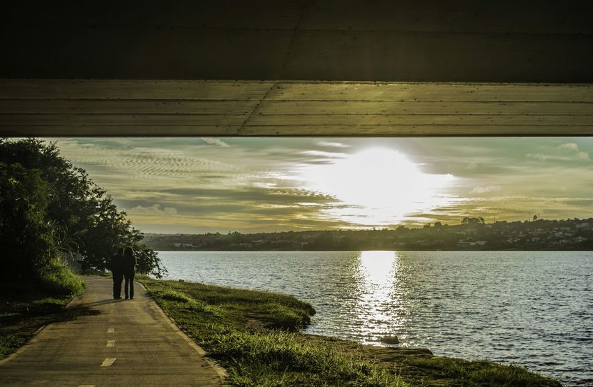 Love Sunny Day Brasilia♡ Streetphotography