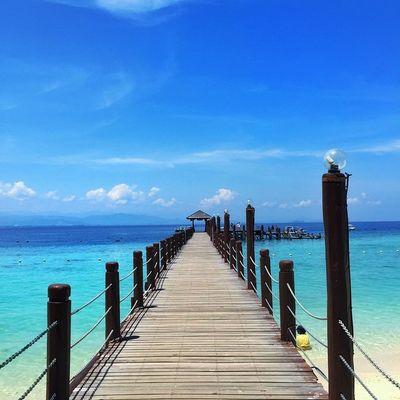 Island Borneotrip Borneo Beach sabah Malaysia nature vsco vscocam igersmalaysia borneopesona islandhoping vacation manukanisland