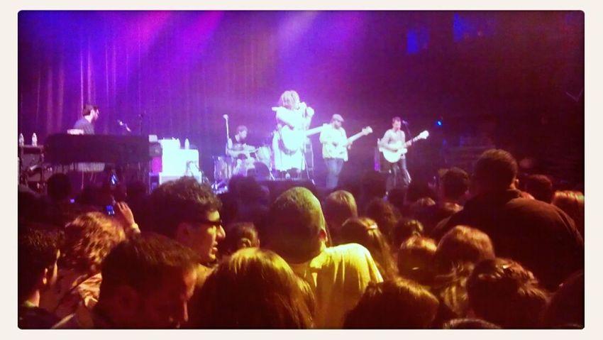 Alabama Shakes, live! Jamming Alabama Shakes Concert