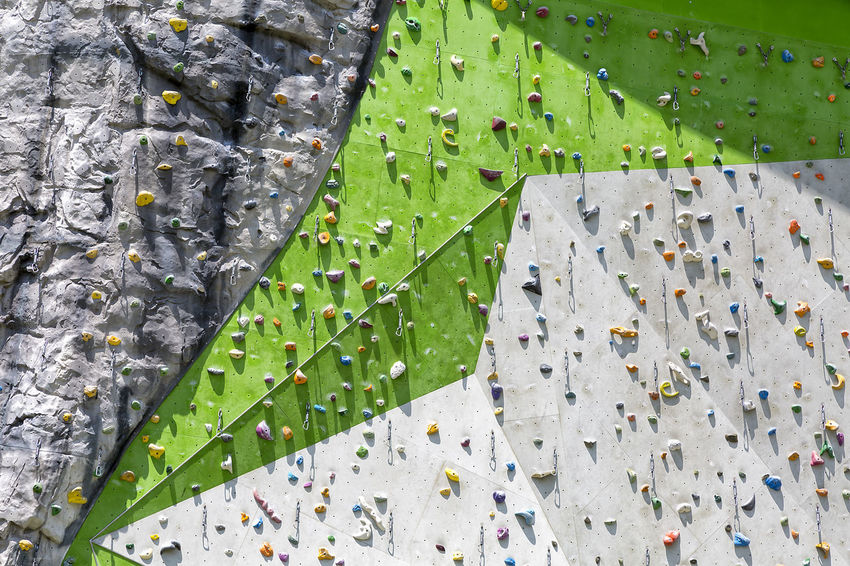 Rock Climbing Wall Lifestyle Active Activity Adventure Amusement  Backgrounds Challenge Climbing Day Effort Exercise Extreme Green Color Grip Height Hobby No People Outdoor Outdoors Reach RISK Scrabble Sport Stone Strong