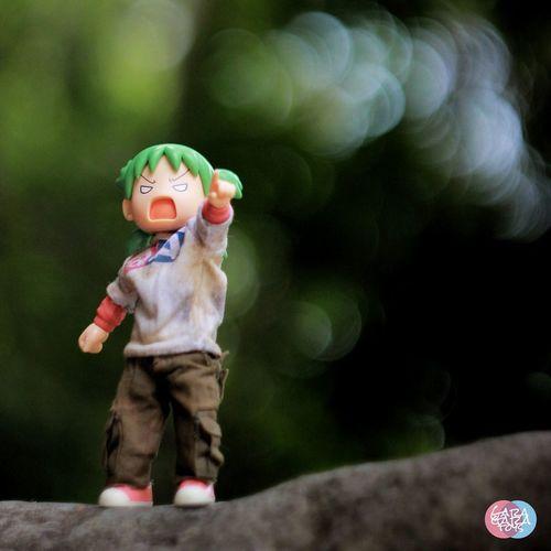 Hei You ☝ Garagaratoys Yotsuba Yotsubakoiwai Toyphotography Toysphotography Action Figures Toys Btstp_id ToygraphyID