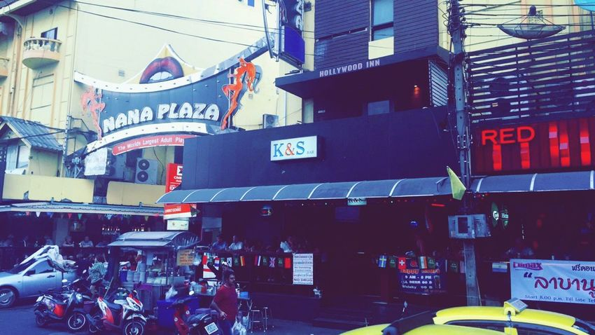 Nana Plaza, Bangkok, Thailand