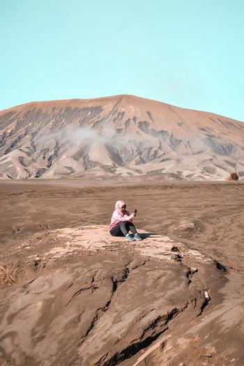 Mt. Bromo,