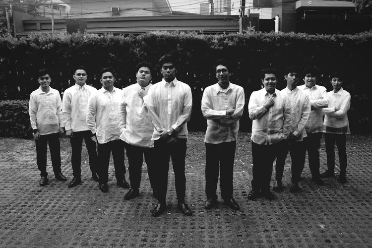 Barong Architecture ManilaPH Manilapilipinas Filipino Culture Attire For The Day Pambansang Kasuotan Barong Tagalog