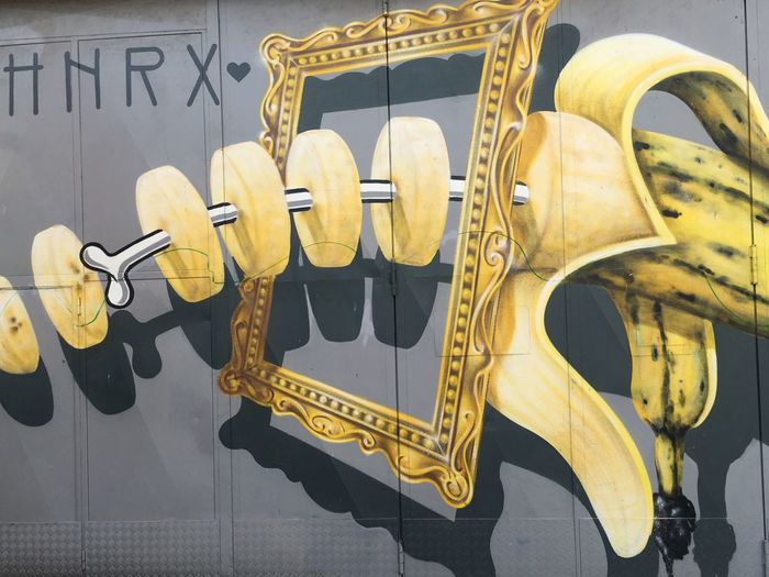Graffiti aus