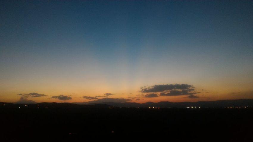 Sunset Sky Nature Beauty In Nature Doğa Gunes Günbatımı Bulutlar Türkiye Malatya Yeşilyurt Nature
