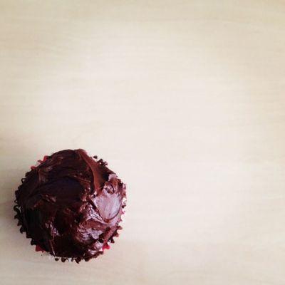 Tripple-Choc-Muffin! \o/