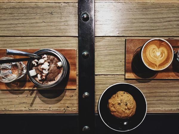 IPhoneography IPhone7Plus VSCO Food And Drink Table Food Drink Directly Above Freshness Still Life