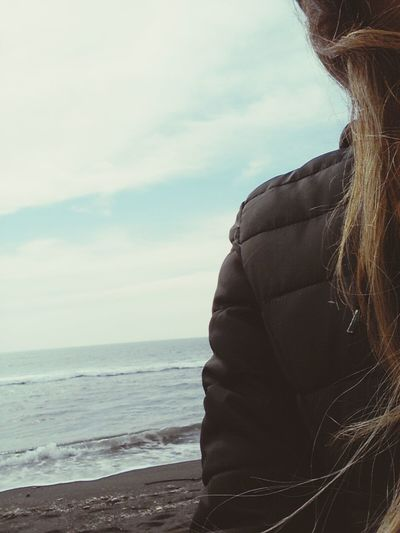 Hoy..playa