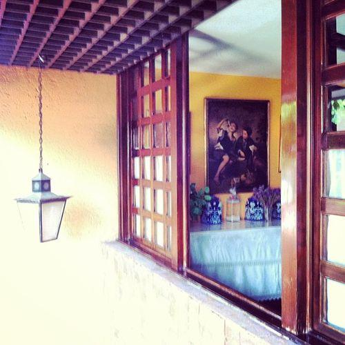 Nice Picture Window TECA House Angeland