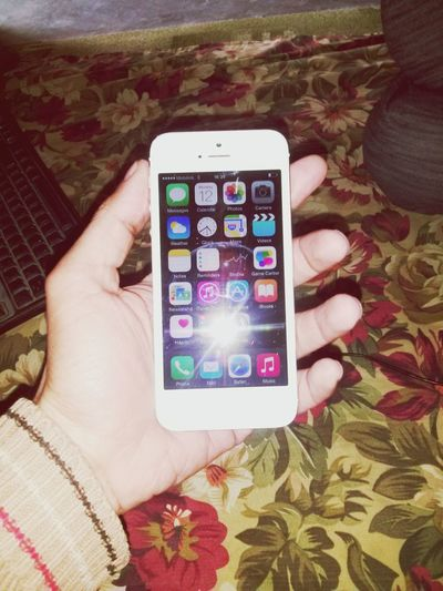 My new cell... i phone 5..