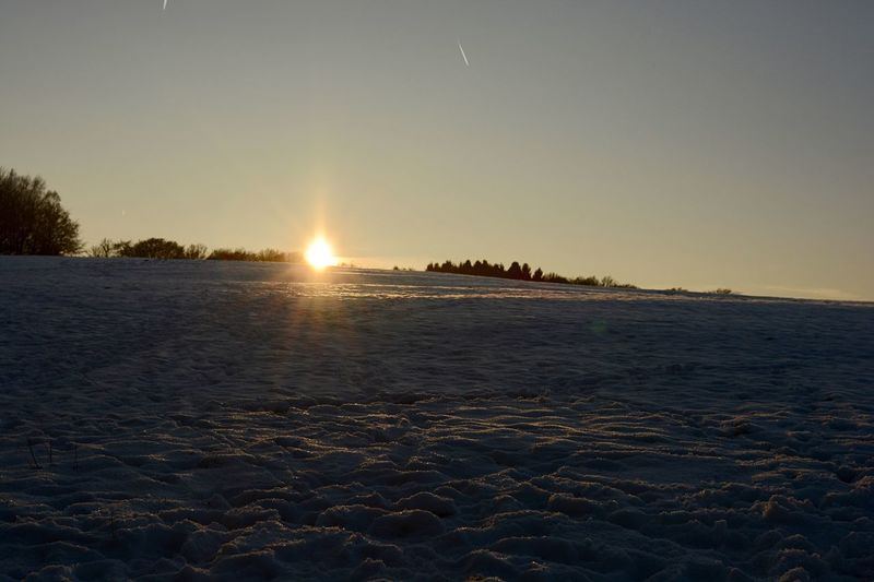 Nature Beauty In Nature Sun Sunset Sunlight Scenics Tranquil Scene Cold Temperature No People Outdoors Sky Water Tranquility Winter Frozen Sunbeam Ice Snow Quiet Moments Beautiful Nature Idyllic Forest Beauty In Nature Nikonphotography Day