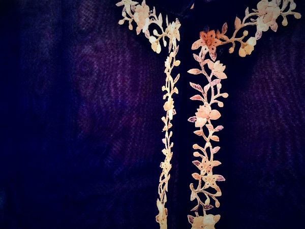Textile Textiles Textile Design Textures And Surfaces Clothings Eyeem Market Design Pattern Creative Photography Inspired The Photojournalist - 2016 EyeEm Awards Patterns Everywhere Traditional Clothing Traditional Costume Traditional Culture Embroidery EyeEm Gallery Hong Kong Purple And Gold EyeEm Best Edits Chinese Purple Gold