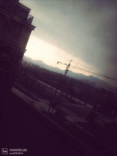 Broken weather