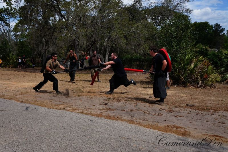 Dagorhir practice Large Group Of People Real People Outdoors People Adults Only Weapon Foam Sword Fighting Larping EyeEmNewHere Afternoon Fun Games Larp Foam Foam Art Fun Adventure Sport Athletic Competiton
