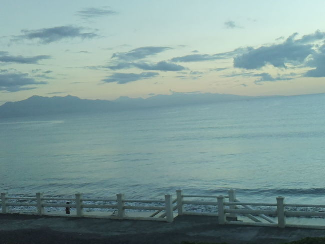 The sea that looks peaceful Baler, Aurora Beach Nature Refreshing Atmosphere Sea Sky And Clouds Surfing Surfing Paradise